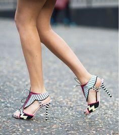 multi ethnic tribal sandals