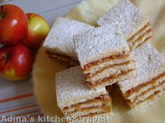 Romanian Desserts, Romanian Food, Romanian Recipes, Yummy Treats, Sweet Treats, Hungarian Cake, Cake Recipes, Dessert Recipes, Good Food