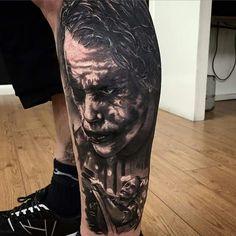 Joker tat