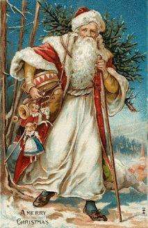 buitenlandse kerstkaart