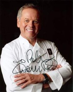 Chewing the Fat: Chef Wolfgang Puck of The Source Chef Recipes, Food Network Recipes, Becoming A Chef, Hotel Food, Tv Chefs, Wine Dinner, Guy Fieri, Buttermilk Pancakes, Gourmet