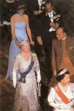 Princess Diana & Prince Philip