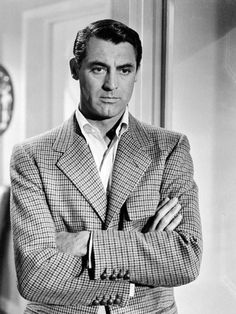 The great handsome Cary Grant