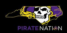ECU Pirate Nation ARGGHHHH!  vote for East Carolina in the Logo Contest. You can cast a vote every hour!!!!! #itsGood2Be #ECUPirates