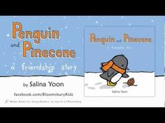 Book Trailer for Penguin and Pinecone by Salina Yoon