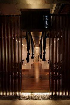 Salon Interior Design by Chrystalline