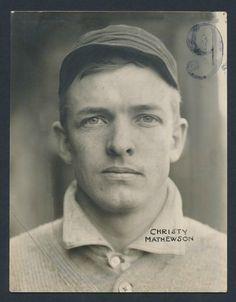 Christy Mathewson - NY Giants