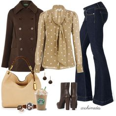 """Coffee"" by archimedes16 on Polyvore"