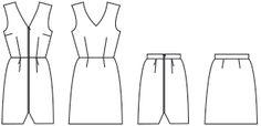 YoYo Dress/Skirt - Papercut Patterns