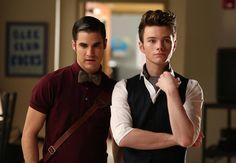 THEY'RE SO PRETTY. #Klaine
