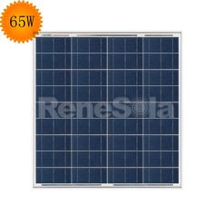 QXPV 65W Polycrystalline Solar Panels,China - ReneSola - Green Energy Products