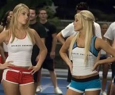 bring it on in it to win it 2007 2000 Tv Shows, Cassie Scerbo, Dancing Dolls, Cheer Hair, Teen Movies, Hot Cheerleaders, Chick Flicks, Belly Button Piercing, Ashley Benson