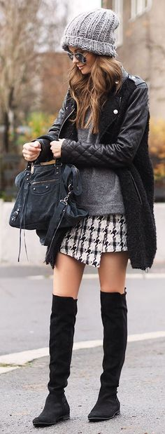 love the style #street #style  check out our website for fashion ideas here: http://hipermag.com/дамски-дрехи