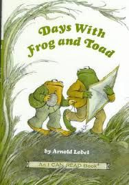Days With Frog and Toad by Arnold Lobel.