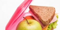 Great ideas for kids lunchboxes