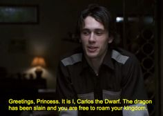 Daniel Desario playing Dungeons & Dragons- favorite Freaks and Geeks moment.