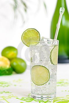 Gin & tonic: Perfect match with a great cigar!
