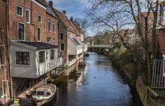 Kleine Nederlandse stadjes