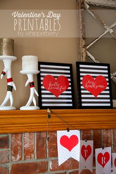 WhipperBerry-Valentine's-Day-Printables #valentinesday #whipperberry