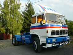 Automobile, Semi Trailer, Tow Truck, Retro Cars, Old Trucks, Cars And Motorcycles, Muscle Cars, Techno, Czech Republic