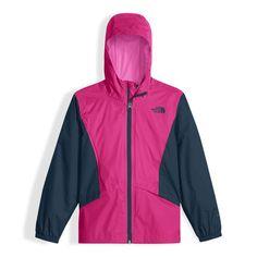 d48d3d33ed82 The North Face Zipline Rain Jacket Girls