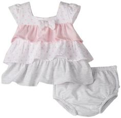 Baby girl clothes on Pinterest