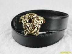 Men's Medusa Head Belt (Black / Gold) Size 32-34 Designer Fashion Outlet http://www.amazon.com/dp/B00JXS2AXU/ref=cm_sw_r_pi_dp_APcQtb0T019TWHVH