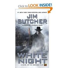 White Knight (The Dresden Files Book 9) by Jim Butcher: In Chicago, someone has been killing practitioners of magic, those incapable of becoming full-fledged wizards. Shockingly, all the evidence points to Harry Dresdens half-brother, Thomas, as the murderer. Determined to clear his siblings name, Harry uncovers a conspiracy within the White Council of Wizards that threatens not only him, but his nearest and dearest, too...
