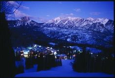 Durango, Colorado Purgatory Ski Resort