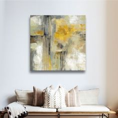 Silvia Vassileva 'Sun and Rain' Gallery Wrapped Canvas | Overstock.com Shopping - The Best Deals on Gallery Wrapped Canvas