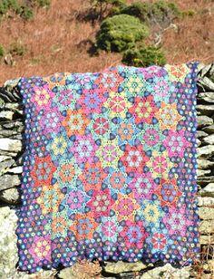 Amanda's Crochet Blanket Adventures : Crochet Blanket Gallery