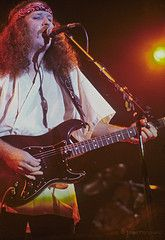 † Hughie Thomasson (August 13, 1952 - September 9, 2007) American guitarist and singer, o.a. known from the band the Outlaws.