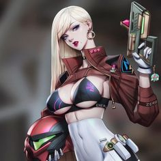 Space Knight, Character Design Girl, Human Settlement, Female Characters, Fictional Characters, Metroid, Love Drawings, Pin Up Art, Hello Everyone