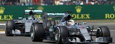 ¡Lewis Hamilton consigue la victoria en casa!