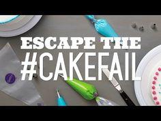 Abstract Marble Fondant Cake Tutorial - Cake Style - YouTube