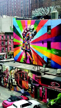 Looking forward to exploring the HighLine NYC.