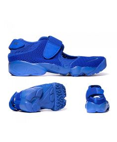 0f1d7c6b5ee32 Nike Air Rift Breathe Trainers Racer Blue S92256 Nike Air Rift