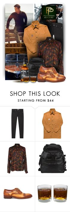 """""""Fabulous handmade Shoes for Men - Paul Parkman Shoes"""" by christiana40 ❤ liked on Polyvore featuring Givenchy, Pointer Brand, Paul Smith, Alexander McQueen, men's fashion and menswear"""