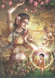 Buddha születése