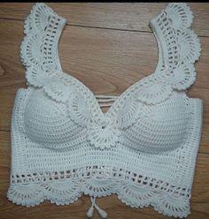 Fabulous Crochet a Little Black Crochet Dress Ideas. Georgeous Crochet a Little Black Crochet Dress Ideas. Crochet Lingerie, Crochet Bra, Crochet Shorts, Crochet Crop Top, Crochet Woman, Crochet Blouse, Crochet Clothes, Hand Crochet, Bikini Modells