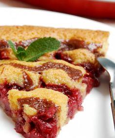 the very strawberry cake