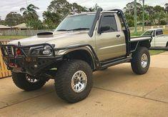 Custom Ute Trays, Nissan Terrano, Car Cooler, Nissan Patrol, Toyota Trucks, Ford Ranger, Car Garage, Campers, Offroad