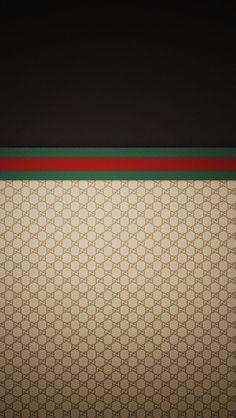 グッチ/モノグラムリボンライン iPhone壁紙 Wallpaper Backgrounds iPhone6/6S and Plus GUCCI