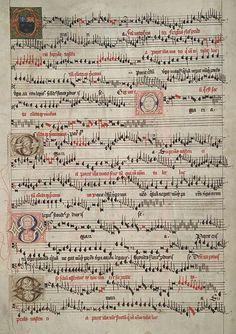 Eton Choirbook (ca 1500-1505)