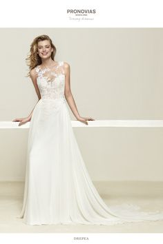 594f92fdf61 Pronovias Wedding Dress. Find Pronovias and More at Here Comes the Bride in  San Diego
