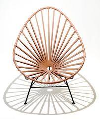 Mexa Acapulco Lounge Chair   Leather
