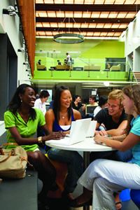 Library orientation programs for new students