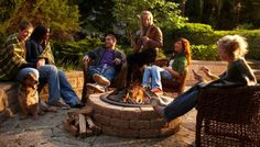 11 of the Best DIY Fire Pit Ideas for Your Backyard | DIY for Life