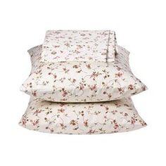 Floral Vine Print 350Tc Sheet Set - Rose Target 59.99
