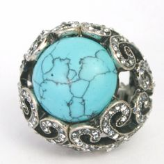 Turquoise Delight find it Green Eyed Lady $18.00 www.shopgreeneyedlady.com